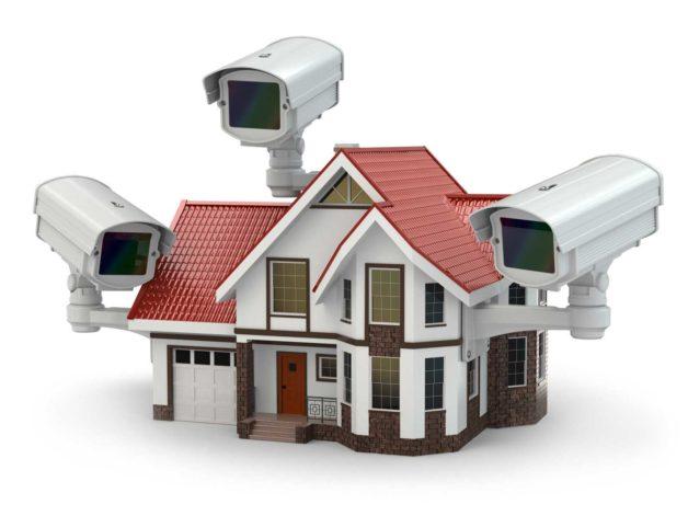 Купить системы видеонаблюдения
