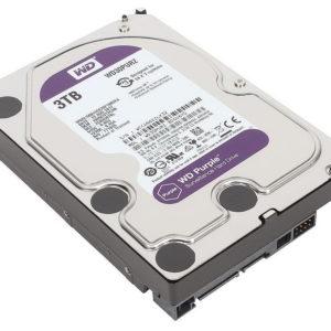 3 ТБ Жесткий диск WD Purple [WD30PURZ]