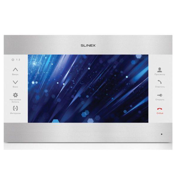 Видеодомофон   SL-10M (серебро+белый)
